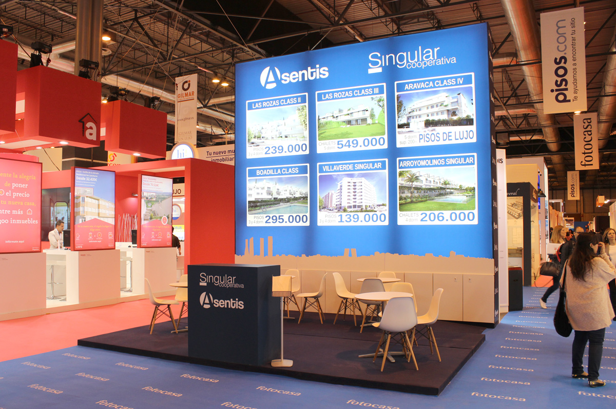 Asentis Stand